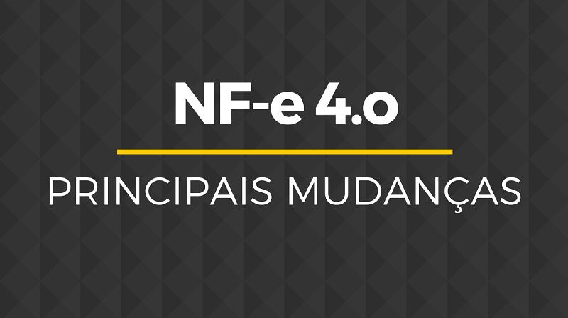 Mudanças na NF-e 4.0
